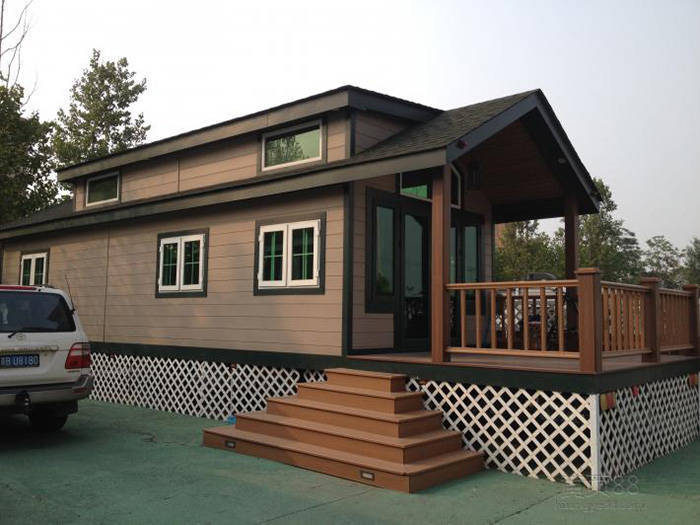 重庆轻钢结构别墅