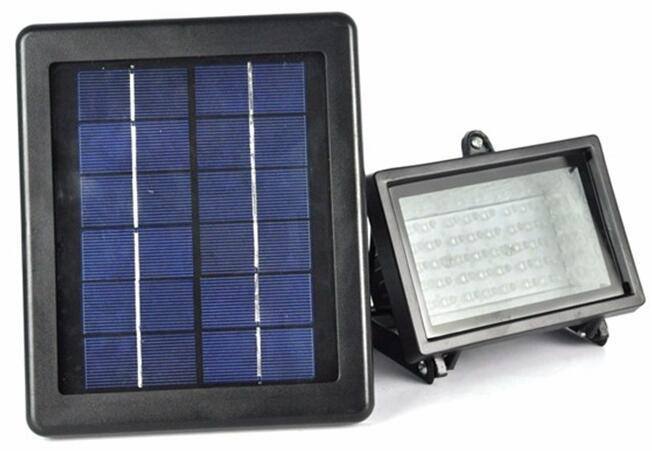 3W garden solar flood lights outdoor