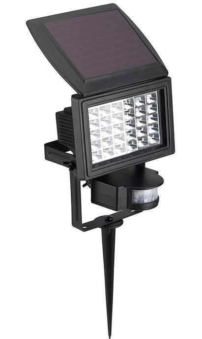 led motion activated flood light