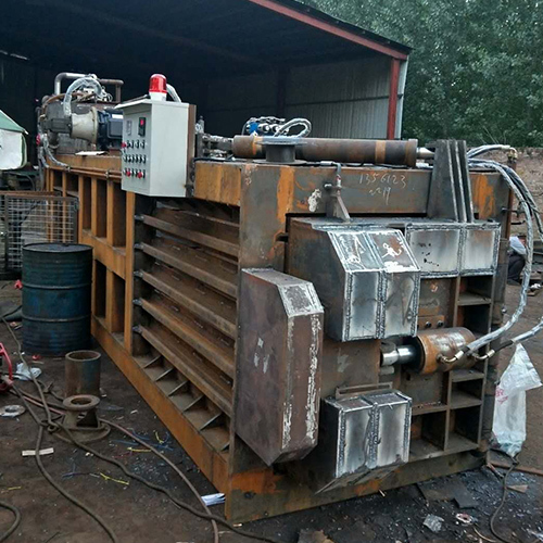 YWQ1-120I半自动废纸打包机