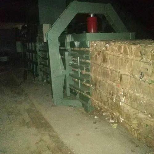 YWD1-150全自动卧式废纸打包机