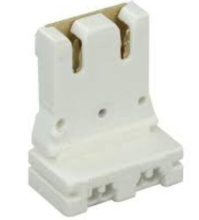 Fluorescent lamp sockets Medium Base Bi-Pin
