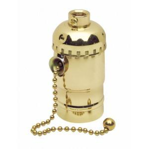 E27 brass Pull-Chain antique lamp sockets