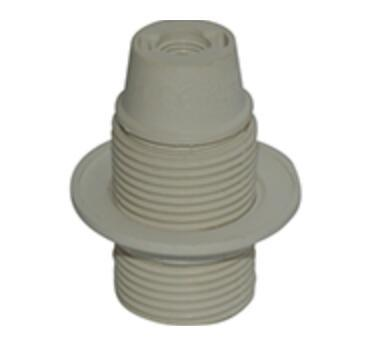 Plastic Screw Shell E14 base socket