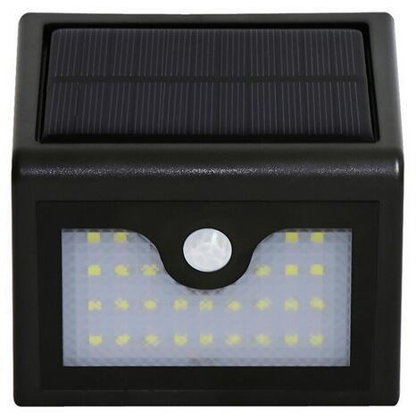 28LED wireless solar lights Outdoor Garden wall solar energy lamp