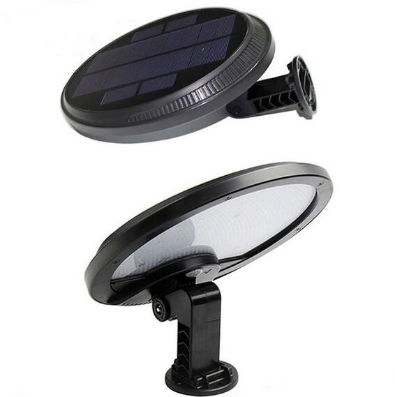 56 LED solar globe wall lights Motion Sensor Wall Light 500lm