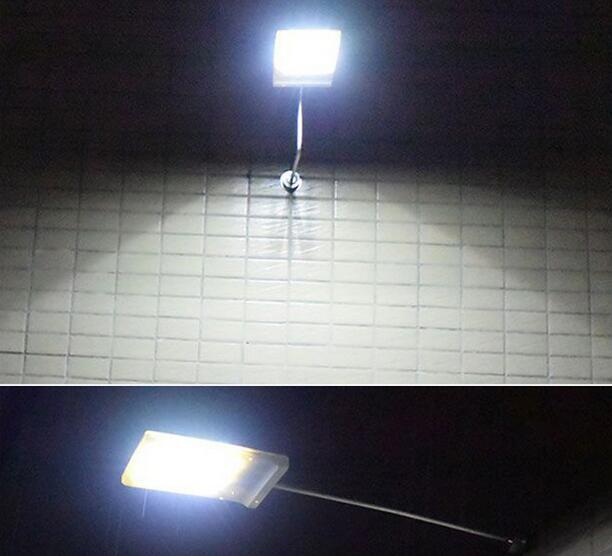brightest solar wall lights China manufacturer