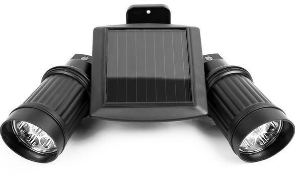 solar spotlights for yard