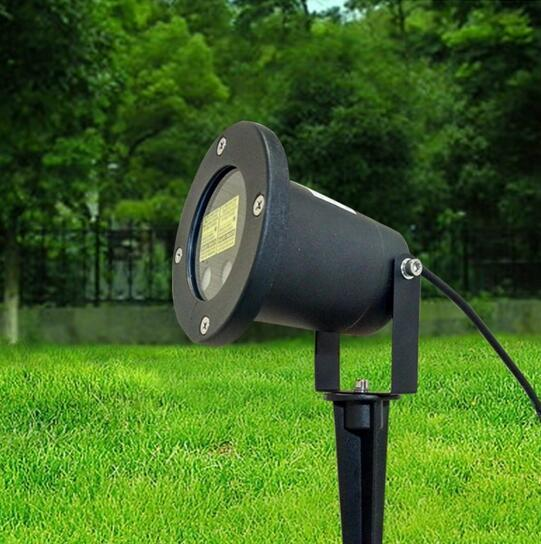 solar powered outdoor landscape lights Spotlight Star Projector