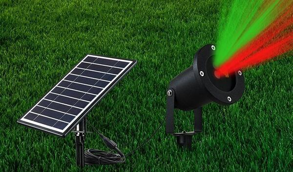 RGB best solar landscape lights Decoration solar outdoor landscape lighting