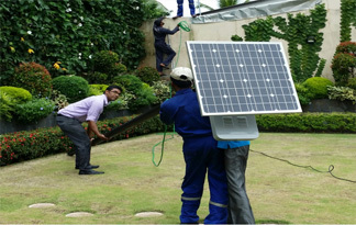 solar powered led garden lights in South africa