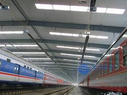 沈阳车辆段机车库