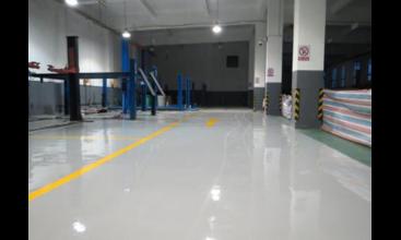 环氧地坪提供旧地面(坪)翻新改造施工技术