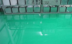 改性环氧树脂防腐蚀地坪