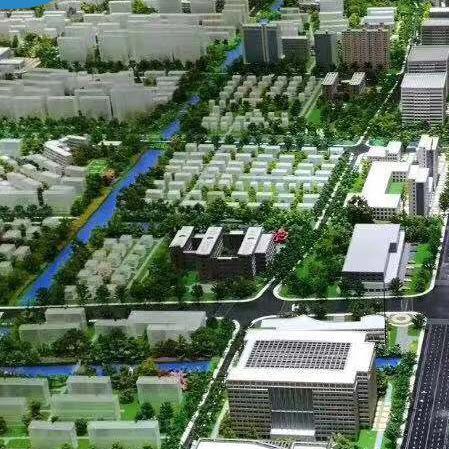 城市规划建筑模型