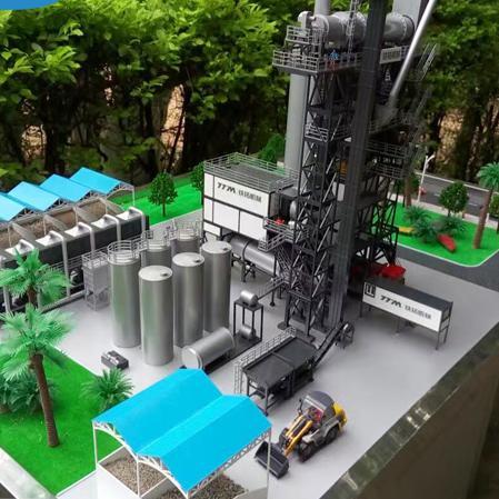 机械工业模型制作