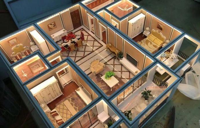 广州市展览展示设计模型