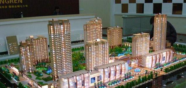 苏州工厂机械模型