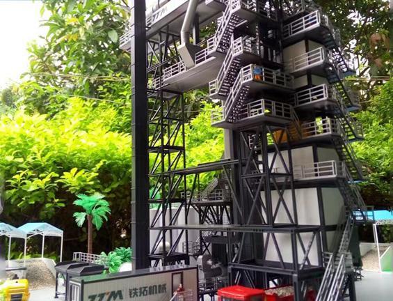 蚌埠工业产品展示模型
