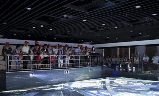 桂林展示空间模型制作