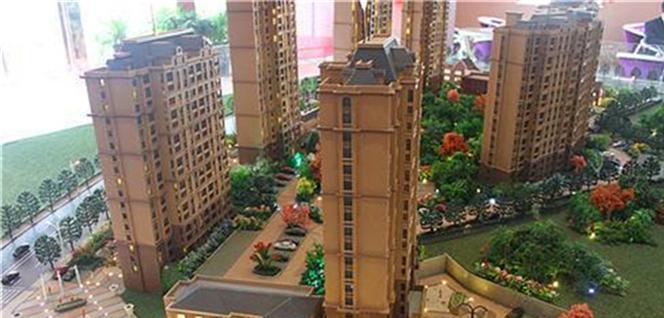 南京大型展示模型的制作