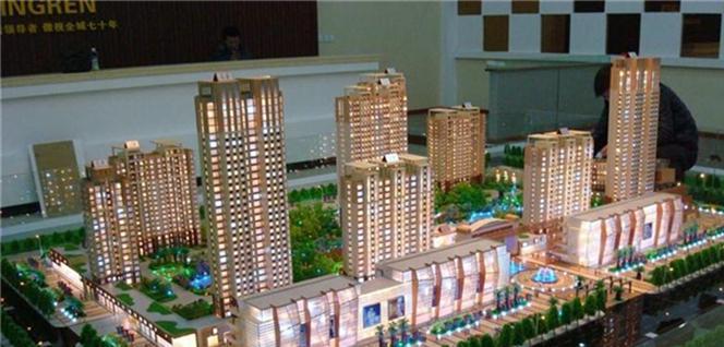杭州展厅沙盘模型制作材料