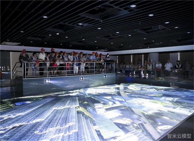 合肥展览展示设计模型
