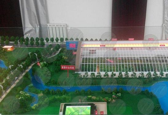 晋江工业机械模型