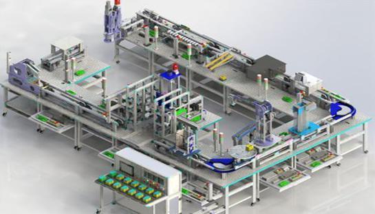 无锡机械设备模型制作公司