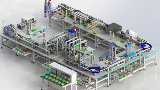 安庆化工机械模型