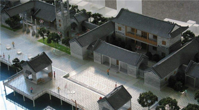 九江展覽模型制作