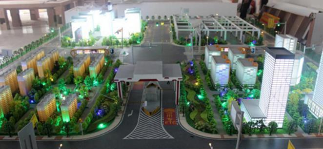 惠州展覽模型公司