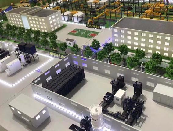 泸州工业机械模型厂家