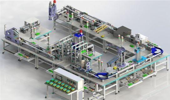 南充機械模型制作廠
