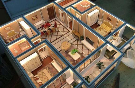 武汉展览沙盘制作公司