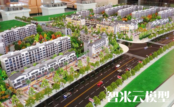 城市规划沙盘制作