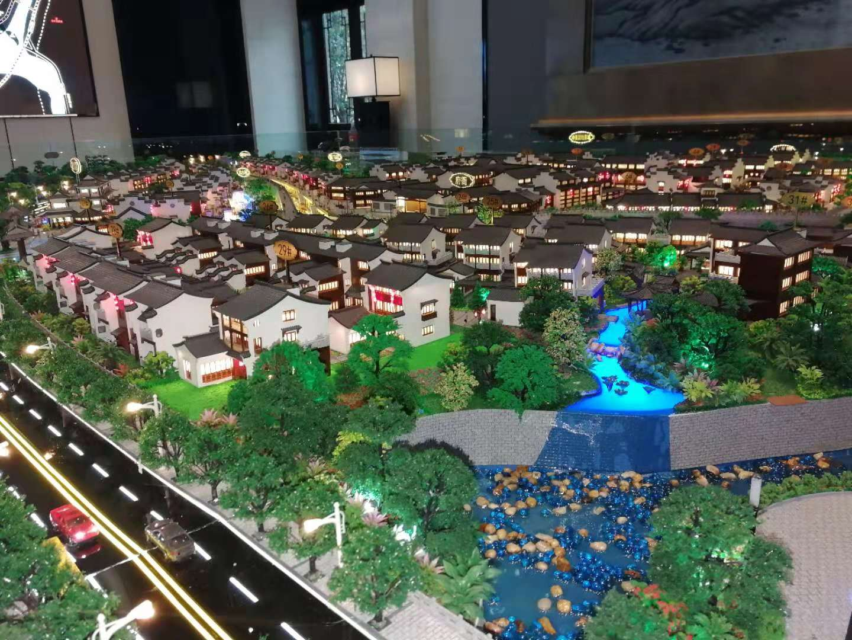 智慧城市模型制作