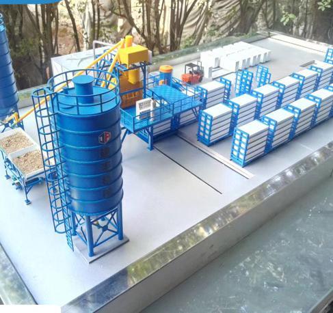 工厂设计模型