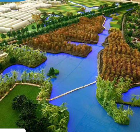 城市规划模型沙盘