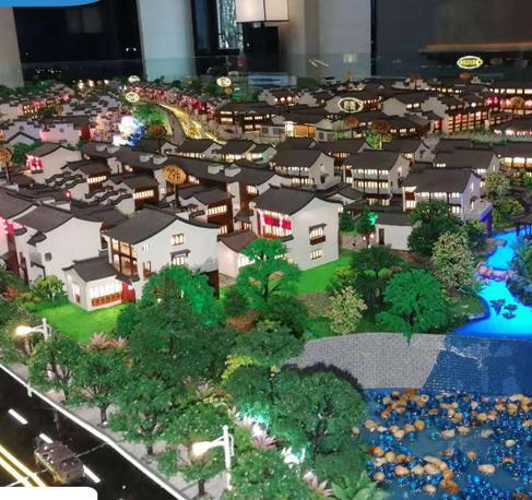 城市規劃模型制作