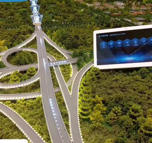 城市交通规划模型