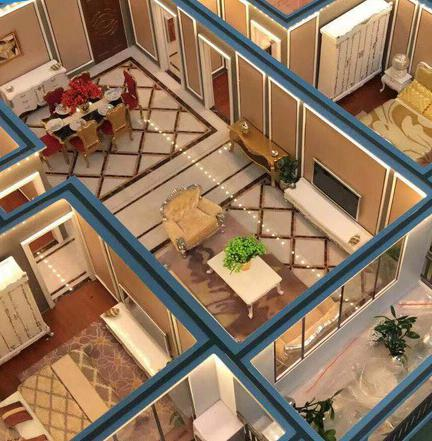 智能家居展廳設計
