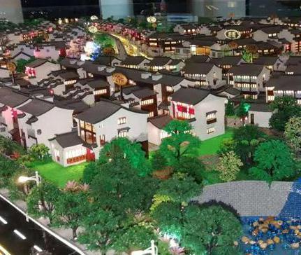 城市規劃模型沙盘制作及应用技术