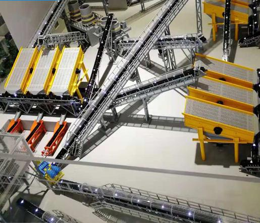 機械模型制作工厂