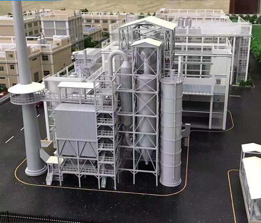 工业機械模型制作