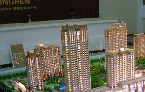 房地产沙盘模型价格