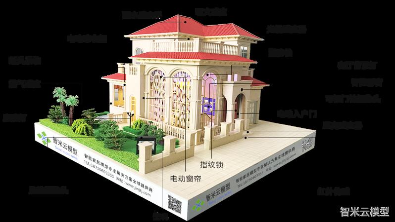 別墅模型设计