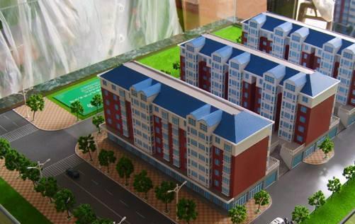 建筑教学模型