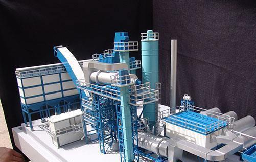 工业教学模型