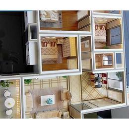售楼部户型模型